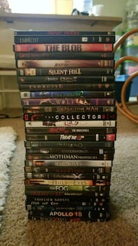 Ultimate DVD Horror Collection  Ocala