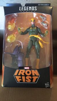 Legends Series Iron Fist New York, 10451