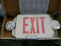 Exit sign/Emergency Light Ferguson, 63135