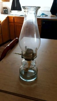 Oil lamp  Sherwood Park, T8A 0G2