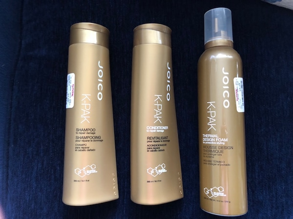 JOICO brand new Shampoo conditioner and mousse