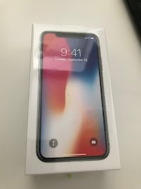 Apple iphone x 256gb factory unlock