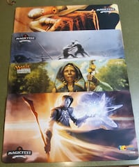 MTG Promo Tournament Playmats Magic The Gathering