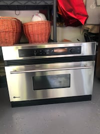 Monogram GE oven and microwave Advantium like new fully working Fairfax, 22033