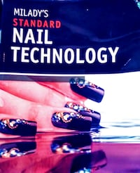 College Traing Book for Nail Technology Warner Robins, 31088