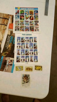Stamp Collection  Jessup, 20794