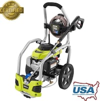 RYOBI 3100 PSI 2.5 GPM HONDA POWERED West Babylon, 11704