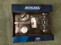 Schlage Security Key Set - Satin Nickel Finish Waldorf, 20603