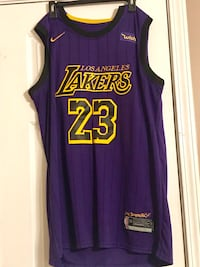 LeBron Lakers Jersey XL Columbia, 29210