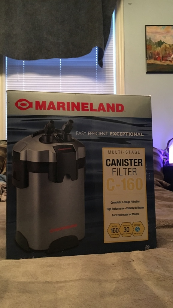 Marineland filter for sale only 4 left at 70 for 150 gallon fish tank for sale craigslist