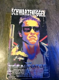 The Terminator (Original 1997 VHS) - Arnold Schwarzenegger London, N6G 4T3