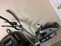 Black and gray elliptical trainer Calgary, T3J 4A5