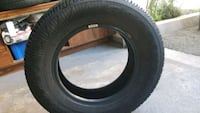 Single tire  excellent  good condition  $30 Port Coquitlam, V3C 6K8