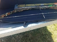 compound bow case arrows  Waldorf