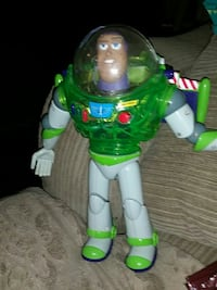 12 inches Tall Buzz Light year He talks too