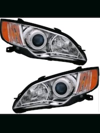New 2009 Subaru Legacy OEM Headlights Street, 21154
