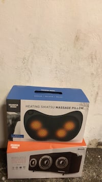 Bluetooth Speaker and massage pillow Washington, 20019