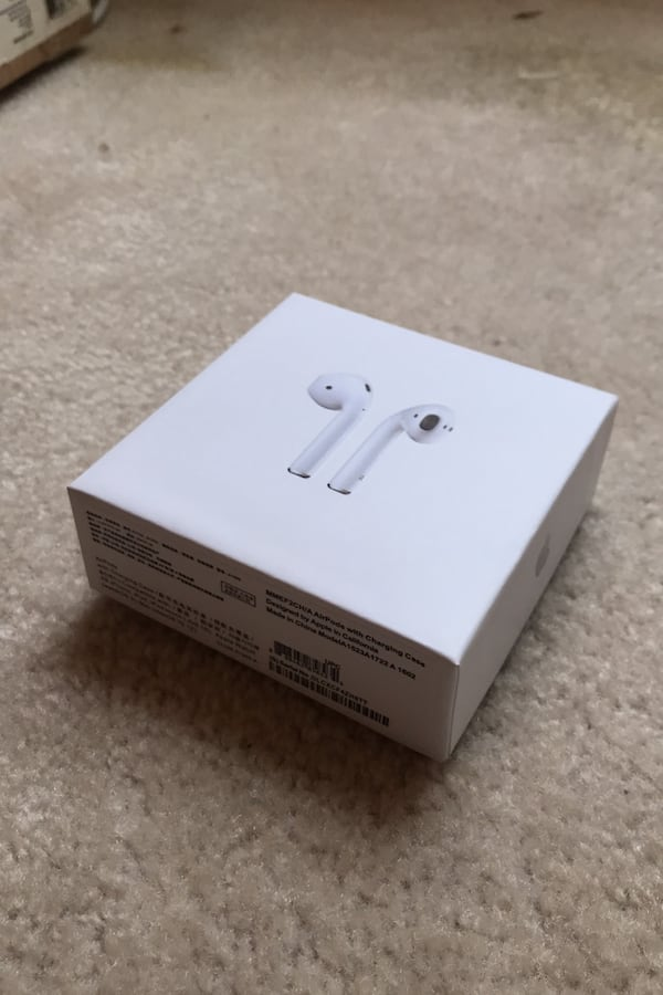 Used New Apple Airpods Gen 1 Brand New In Box For Sale In