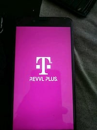 Black t.mobile Revvl plus 34 km