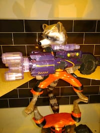 Marvel Guardians of the Galaxy Big Blastin' Rocket Raccoon