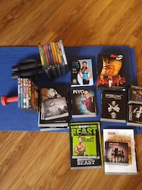 Fitness cd sets Frankfort, 60423