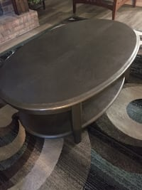 Coffee table and 2 end tables, wood, FRee delivery Jacksonville