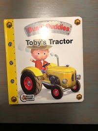 Busy Buddies Toby's Tractor Toronto, M6S 5B4