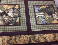 20+ Quilt Panel Fabric For Sale - Animals and More Oakville