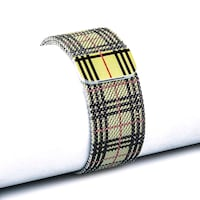 Apple watch band Burberry Milanese loop