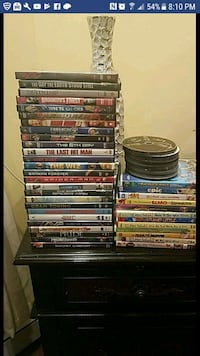 assorted DVD movie case lot Perth Amboy, 08861