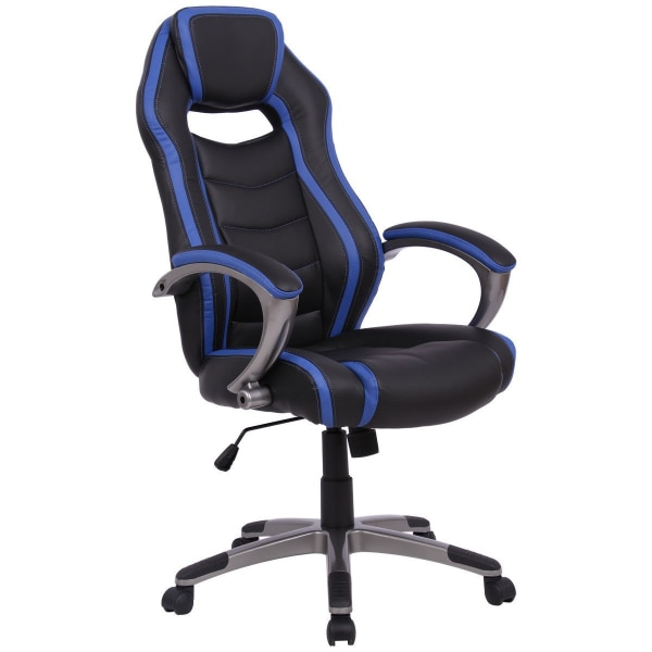 Brilliant Racing Style High Back Bucket Seat Gaming Chair Machost Co Dining Chair Design Ideas Machostcouk