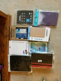 $10 Various Tablet/ computer cases 565 mi