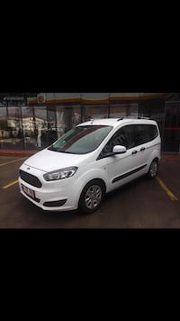 2015 Ford Tourneo Courier Journey Elazığ Merkez