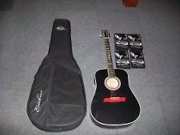 Used Esteban Chevy Impala Acoustic Electric Guitar For Sale In