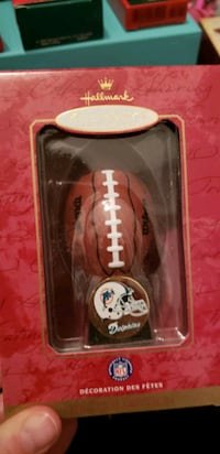 Football Hallmark Ornaments Alexandria, 22301
