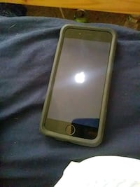 gold iPhone 6 with black case Billerica, 01821