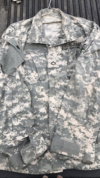 Us Army Uniform  378 mi