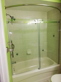 Glass doors for bathrooms new+  Brampton, L6W 4T8