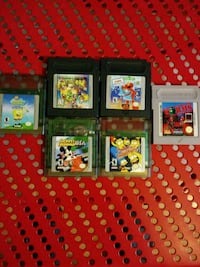 Gameboy games  New York, 10027