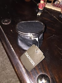 Danier  Leather Coin poach, new with tags