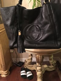 Large leather gucci tote Mississauga, L5V 1P3