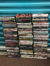 assorted DVD movie case lot Calgary, T2Z 4H8