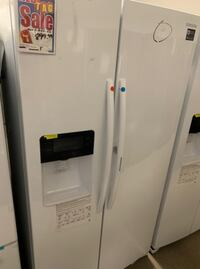 ✌New scratch and dent white Samsung fridge with showcase door - Farmingdale