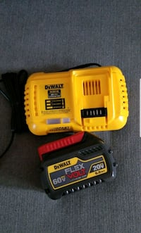Dewalt battery and fast charger new Woodbridge, 22193