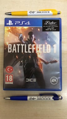 Battlefield 1 ps4 oyun