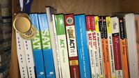 act sat and ap book Union City, 94587