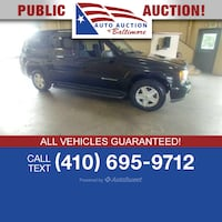 2003 Chevrolet TrailBlazer EXT LT Joppa