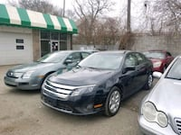 2010 Ford Fusion Detroit