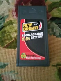 New Bright R/C Rechargeable Battery. West Springfield, 22152
