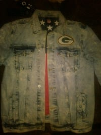 Official Levi inline Green Bay Packers jacket Oklahoma City, 73129